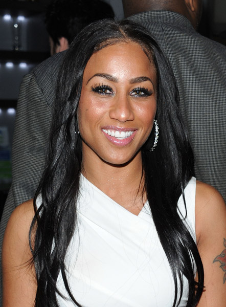 hoopz at the The Shaq All Star Weekend Comedy Jam